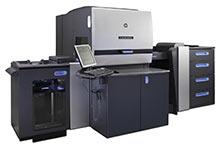 Цифровая офсетная машина HP Indigo press 5500